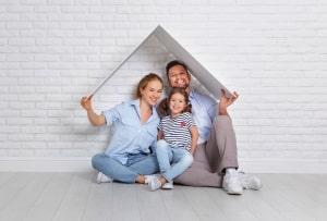 Besuch: In der Mietwohnung gelten Ehepartner, Eltern und Kinder nie als Untermieter. Sie dürfen so lange besuchen wie sie wollen.