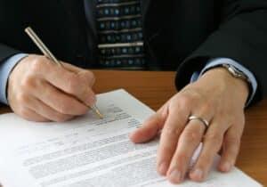 Anmeldung von Eigenbedarf: die Begründung muss schriftlich erfolgen.
