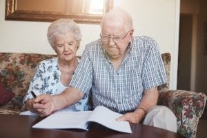 Ist eine Eigenbedarfskündigung wirksam, wenn Rentner die Mieter sind? Laut BGH ist dies nicht pauschal auszuschließen.