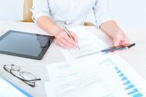 Der Mieterschutzbund zählt auch die Übernahme des wichtigen Schriftverkehrs für Mieter zu seinen Aufgaben.