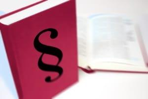 Mietrecht: Die Mietminderung im BGB ist in § 536 geregelt.