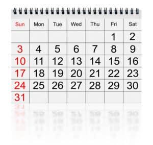 Bei einer Mietminderung aufgrund vom Heizungsausfall sind die allgemeinen Heizperioden zu berücksichtigen.