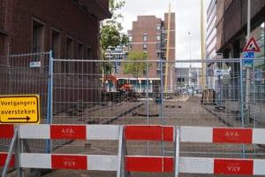 Eine Mietminderung wegen einer Straßenbaustelle muss gut begründet sein.