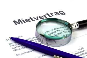 Ist beim Mietvertrag ein Rücktritt vor dem Einzug eine Option?