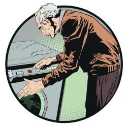 Gerichtliche Entscheidung: Wäsche zu waschen, gehört am Sonntag zu den normalen Wohngeräuschen.