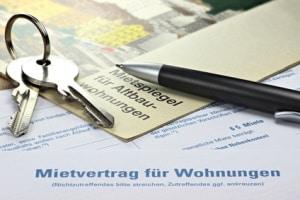 Auch beim Wohnen auf Zeit ist ein Mietvertrag wichtig.